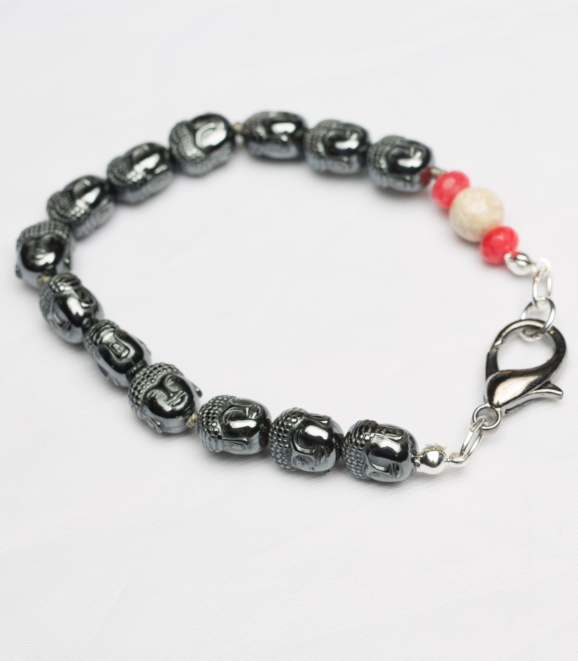 jewelry add bracelet to cart rita hematite jewellery company the catholic wishlist st